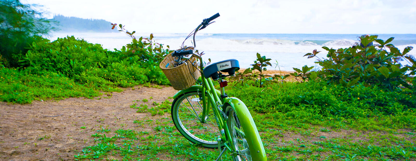 Kauai-Exotic-Estates-Hanalei-Beach-Bike
